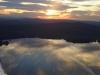 aerial-sunset